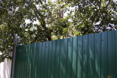 Free picture (A fence made of metal profiles) from https://torange.biz/fence-made-metal-profiles-20053