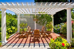 Picture-perfect-pergola-offers-ample-privacy-You-might-never-want-to-leave-this-one