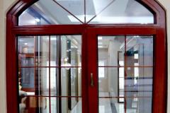 Round-Arch-Top-Part-Aluminum-Frame-Casement-Swing-Glass-Door-Window-Design-Sale-China